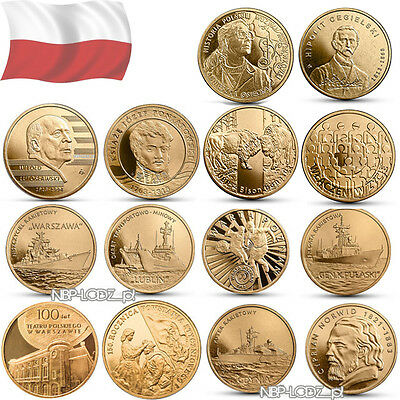 POLAND 2 ZLOTE 2013 YEAR NORDIC GOLD ALL COMMEMORATIVE COINS