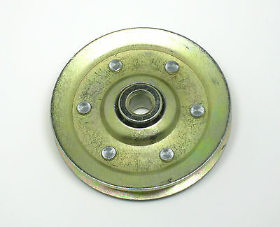 "Heavy Duty 3"" Garage Door Pulley for Extension Springs"