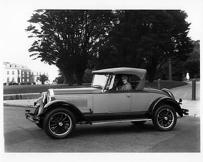 1929 Willys Overland Whippet Roadster Factory Photo ad7406-6D31C1