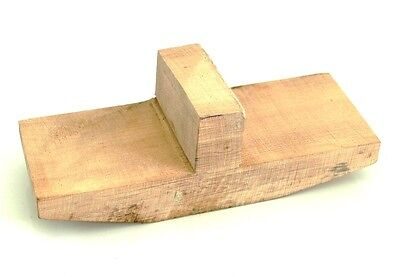 Proops Jewellers & Silversmiths T Type Wooden Bench Peg Pin 150mm x 55mm J1065