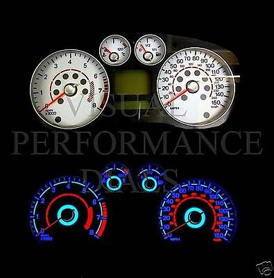 Ford focus mk2 petrol hatchback 1.6 speedo dash panel interior bulb light kit