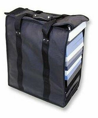 Large Fabric Carrying Case Holds 17 Tray