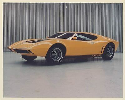1970 AMC AMX 3 Factory Photo ad8238-9JZGN4