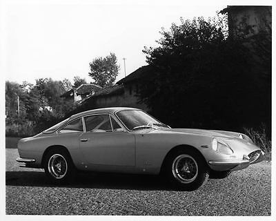 1965 Ferrari Berlinetta Factory Photo ad8246-V16MTU
