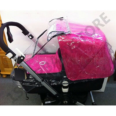 Raincover For Cameleon iCandy Apple Peach Strawberry Carrycot & Seat Rain Cover