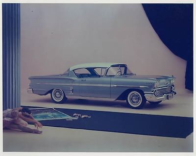 1958 Chevrolet Factory Photo ad8645-MMFSSW