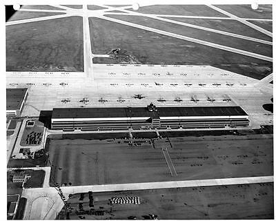 1946 Kaiser Frazer Willow Run Plant Factory Photo ae2600-HYIGHG