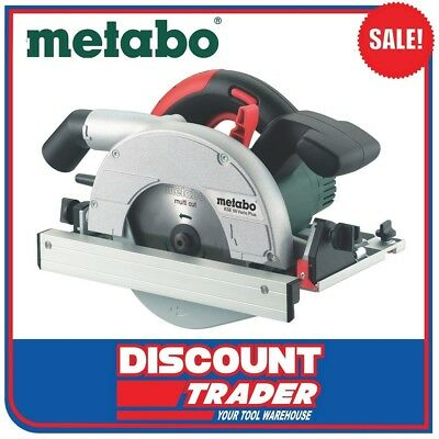 Metabo 1200 Watt Plunge Cut Circular Saw - KSE 55 Vario Plus
