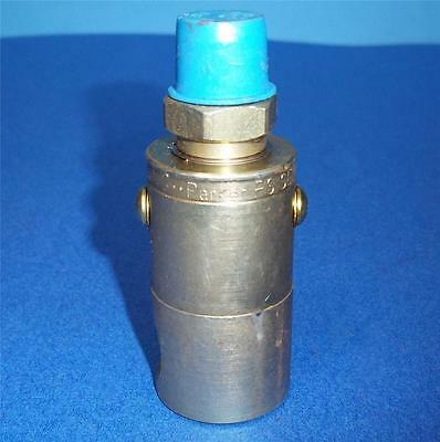 """Parker 3/8""""npt Hydraulic Rotary Actuator Series Ps *jch*"""