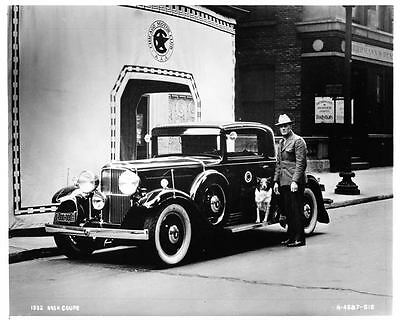 1932 Nash Coupe Factory Photo ae2676-TFSLQE