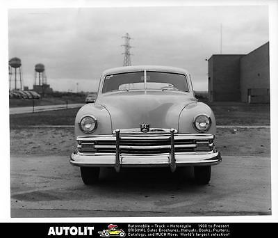 1949 Kaiser Flax Sedan Factory Photo ad9598-EQ2CDM