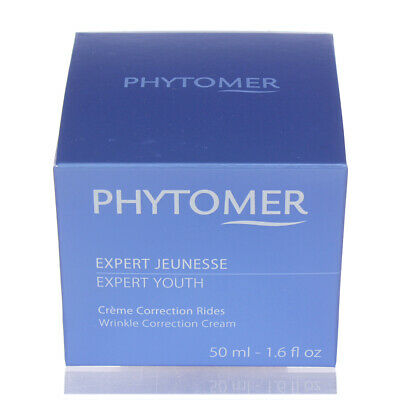 Phytomer Expert Youth Wrinkle Correction Cream 1.6oz/50ml NEW IN BOX FAST SHIP