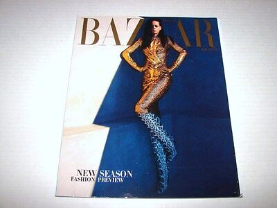 Harper's Bazaar Magazine August 2012 Rhianna Exclusive Issue BRAND NEW