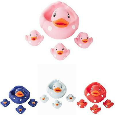 Mother Rubber Duck and Duckling Family Set Bathroom Dish