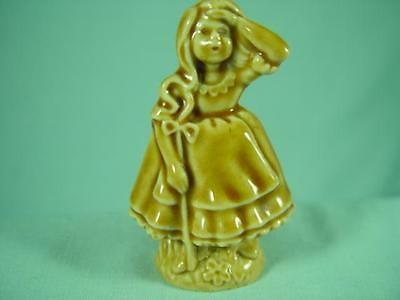 WADE LARGE HONEY  BO-PEEP 1971 from SHARPS CHOCOLATE EASTER EGG ref  7