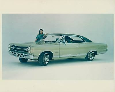 1968 AMC Rambler Ambassador SST Factory Photo ae3081-2P8NKV