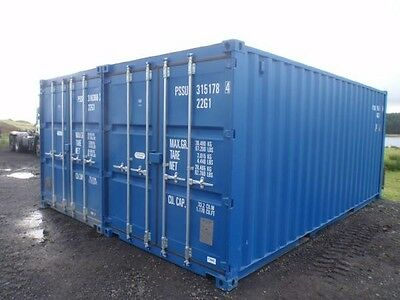 Shipping Container New 20 foot