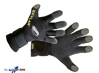 Northern Diver Kevlar Handschuhe Aqualung Heavy-Duty Keflar Gloves 5 mm