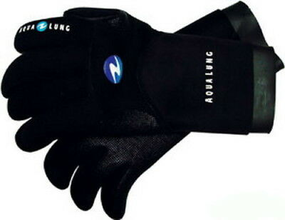Aqualung 5 - Finger Semi DRY Tauch Handschuhe Dry - Gloves 3 mm Halbtrocken