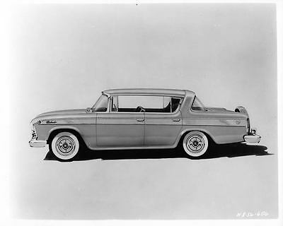 1957 AMC Rambler Rebel Automobile Photo Poster zae3017-KFOR64