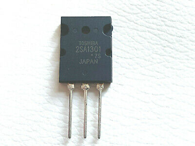 2SA1301 160V 12A 120W 30MHz Transistor BY TOSHIBA LOT OF 10