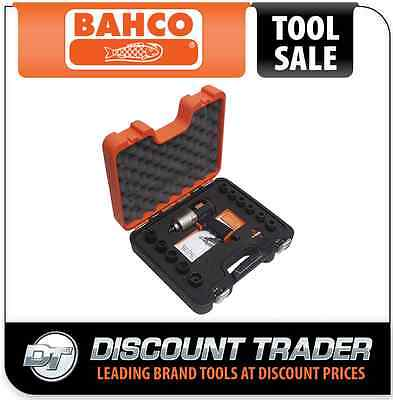 "Bahco Pneumatic Impact Wrench Set 1/2"" Drive - BP815K1"