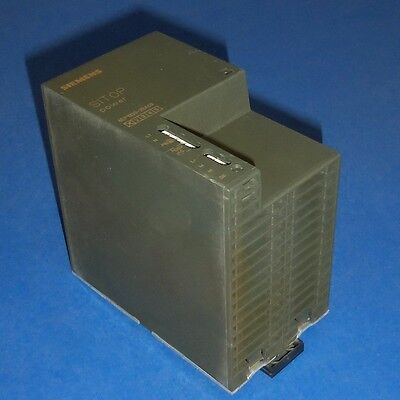 Siemens Sitop 24V 5A Dc Power Supply 6Ep1333-2Ba00