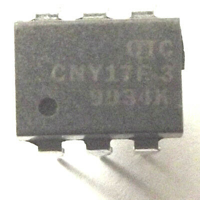CNY17F-3 Optocoupler   DC-IN 1-CH Transistor DC-OUT 6-Pin PDIP