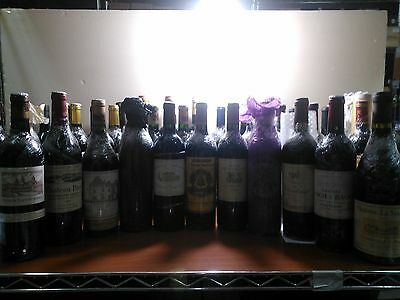 24 Chateau 2000 Petrus Lafite Margaux Mouton Haut Brion Angelus Pavie Latour