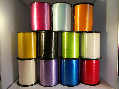 30m Balloon Curling Ribbon Party Gift Wrap Choice of Colours Birthday