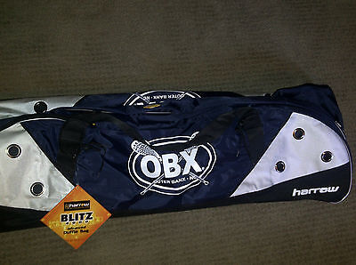 OBX Lacrosse Equipment Bag, by Harrow