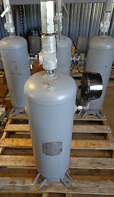 Manchester In 10 Gal Vertical Air Receiver Tank - 10Gal