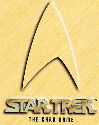 Star Trek TCG 70 Mixed Common and Uncommon Cards