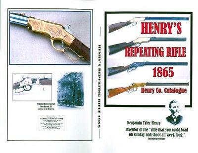 Henry 1865 Repeating Rifle Catalogue
