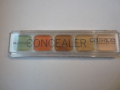 Catrice Allround Concealer  Cache Cernes Boutons Imperfections