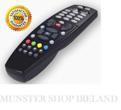 For Dreambox Dm800Hd Dm800Se Dm800Pvr Remote Control Rcu Oem Black