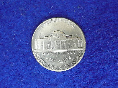USA 1971D 5 cents nickel