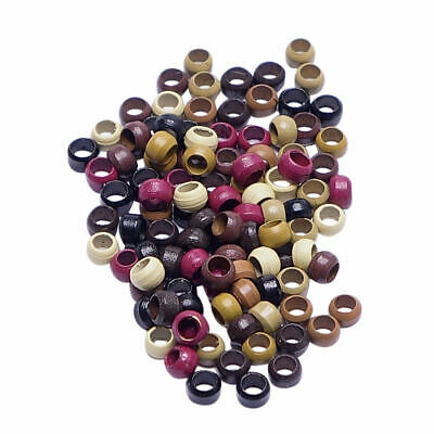 50/100/200/250/500/1000 Nano Rings Beads for use with Nano Hair Extensions
