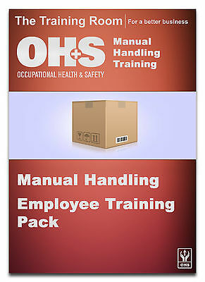 Manual Handling Documentation & Training Toolkit for Employers and Managers