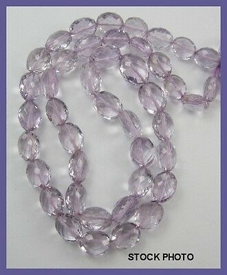 Absolutely Gorgeous Pink Amethyst 5X7-9X11Mm Faceted Beads