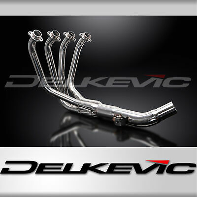 Suzuki Bandit GSF650 GSF650S (Water Cooled) Stainless Exhaust Header Down Pipes