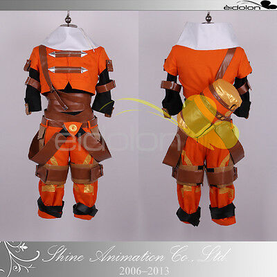 EE0235AA .hack//Link Kite Cosplay Costume