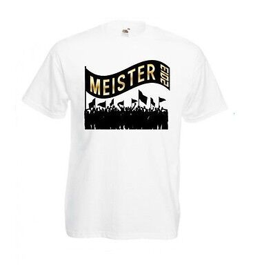 10x FUN T-SHIRT Meister Meistershirt in 11 Farben