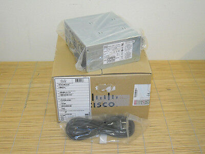 NEU Cisco PWR-3845-AC Router AC power supply NEW OPEN BOX