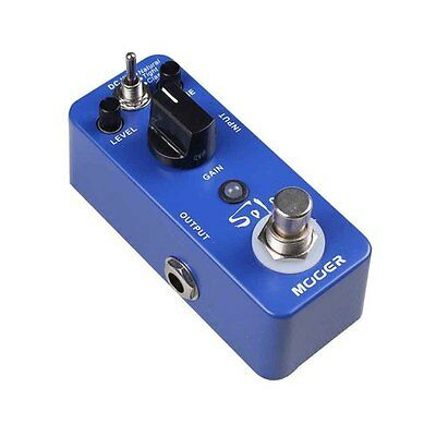 Mooer Micro Series Solo High Gain Distortion Effects Pedal