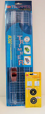 New 14 inch Paper Cutter with Ruler