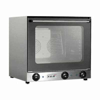 Convection Oven with Grill Function, Fits 4 Trays (430mm x 315mm) Commercial
