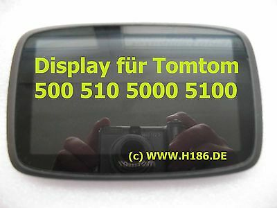 Display + Touchscreen für Tomtom 500 510 5000 5100 7250 5250 Replacement Part