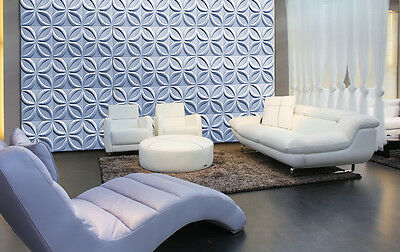3D WALL CEILING PANELS POLYSTYRENE TILES (Pack of 48) 12 Sqm - LOTOS 3D