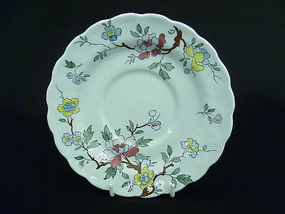 BOOTHS CHINESE TREE 15.5cm SAUCER (uw)